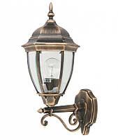 Парковый светильник QMT 1276S Dallas II, стар/золото