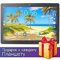 """ϞПланшет 10.1"""" LENOVO 2/32GB + подарок IPS 2 СИМ 6 ядер игровой 6000 mAh Android 7"""