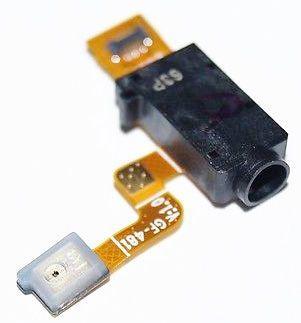 Шлейф Sony F3111 Xperia XA / F3112 Xperia XA Dual с разъемом наушников и микрофоном Original