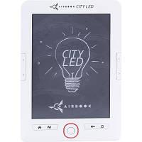 Електронна книга AirBook City LED з підсвічуванням