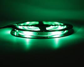 ✅RGB светодиодная лента влагозащищенная комплект (набор) с пультом управления RGB LED strip 2835 SMD 4,2м, фото 2