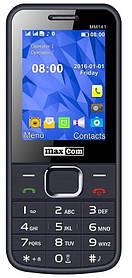 Телефон Maxcom MM141 Gray Гарантія 12 місяців