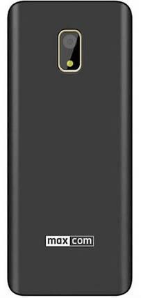 Мобильный телефон Maxcom MM236 Black-Gold Гарантия 12 месяцев, фото 2