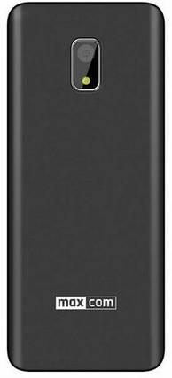 Мобильный телефон Maxcom MM236 Black-Silver Гарантия 12 месяцев, фото 2