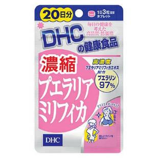 DHC Упругая грудь Пуэрария мирифика, 60 таблеток на 20 дней