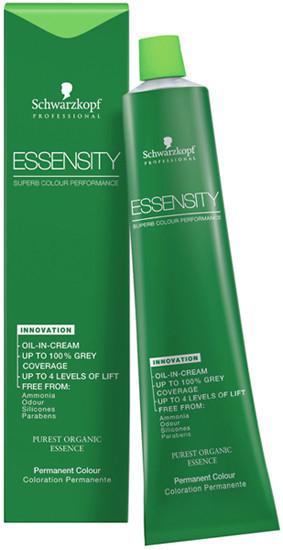 Стойкая безаммиачная краска для волос SCHWARZKOPF Essensity Permanent Colour 60 мл