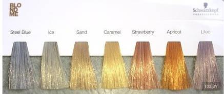 Тонирующая краска для волос для блондинок SCHWARZKOPF Blond Me Blonde Toning 60 мл, фото 2