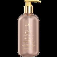Шампунь для тонкого волосся з маслом марули і троянди SCHWARZKOPF Oil Ultime Marula&Rose Light Oil-in-Shampoo 300 мл