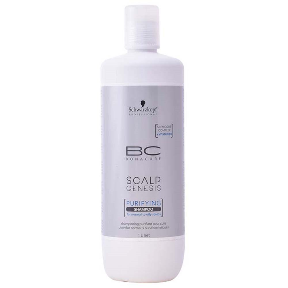 Шампунь для глубокого очищения SCHWARZKOPF BC Scalp Genesis Purifying Shampoo 1000 мл
