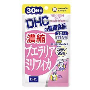 DHC Упругая грудь Пуэрария мирифика, 90 таблеток на 30 дней