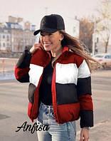 Куртка радуга