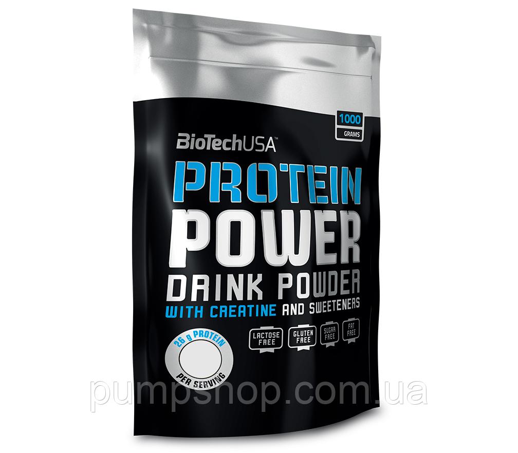 Протеїн багатокомпонентний BioTech USA Protein Powder 1000 г