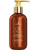 Кондиционер для нормальных и жёстких волос SCHWARZKOPF Oil Ultime Argan&Barbary Fig Oil-in Conditioner 200 мл