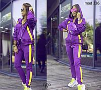 Костюм спортивный женский в расцветках 40690, фото 1