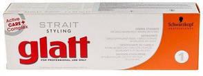 Набор для выравнивания волос №1 для натуральных, волнистых или окрашенных SCHWARZKOPF Strait Styling Glatt 1