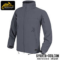 Куртка COUGAR® QSA™+HID™ - Soft Shell Windblocker - Shadow Grey