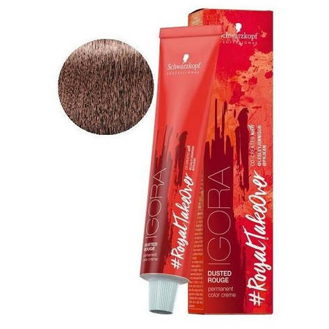 Краска для волос Schwarzkopf Igora Royal Dusted Rouge 60 мл 8-849, фото 2