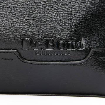 Сумка Для документов иск-кожа DR. BOND A132-3 черный, фото 2