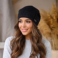 """Женская шапка LaVisio """"Рафаэль"""" 533-002 черный"""