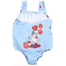 Детский купальник для девочки Пляжная одежда для девочек Одежда для девочек 0-2 BRUMS Италия 132BELQ001