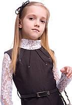 """Школьный сарафан для девочек """"Клэр"""", фото 2"""