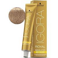 Стойкая краска для седых волос SCHWARZKOPF Igora Royal Absolutes 60 мл 8-140 Светлый русый сандрэ бежевый