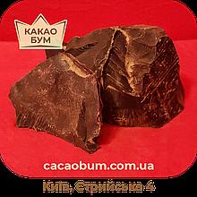 Какао терте UNICAO OLAM моноліт, чистий гіркий шоколад, Кот-д'Івуар, 500 г