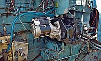 Стартер Slovak 12в 3,5 квт на маховик, без замены плиты и маховика: вместо пускача ПД-10, фото 1