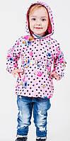 Детский плащ для девочки Верхняя одежда для девочек S&D Венгрия KK-827
