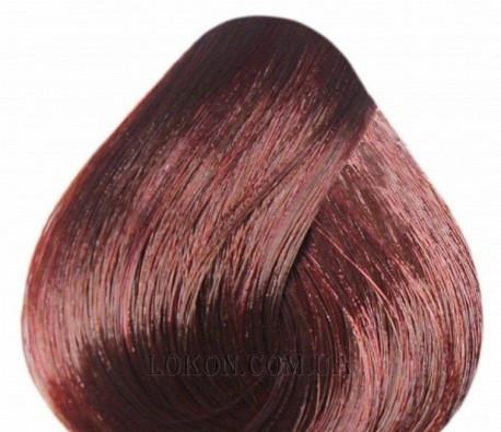 Стойкая краска для волос с экстрактами трав VITALITY'S Collection 100мл 6/5 - Махагоновый тёмный блондин