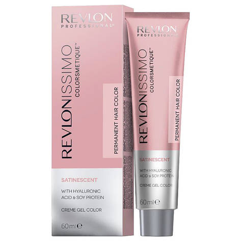 Краска для волос Revlon Professional Revlonissimo Colorsmetique Satinescent 60 мл, фото 2