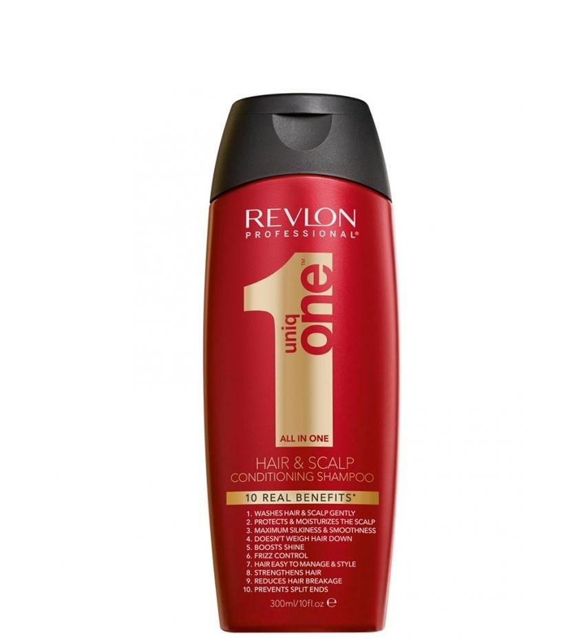 Шампунь-кондиционер Revlon Professional Uniq One Conditioning Shampoo 300 мл