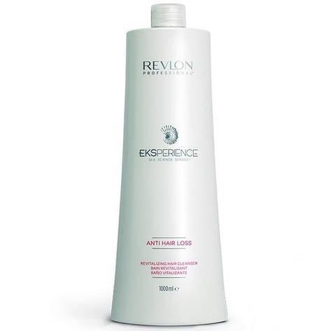 Шампунь против выпадения волос REVLON Eksperience Anti Hair Loss Revitalizing Hair Cleanser 1000 мл, фото 2