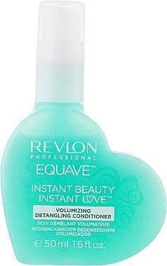 Кондиционер для тонких волос несмываемый Revlon Equave Instant Beauty Volumizing Detangling Conditioner 50 мл, фото 2