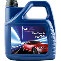 Моторное синтетическое масло VatOil SynTech LL-X 5W50 1L