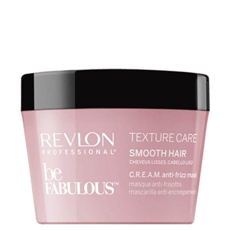 Разглаживающая маска REVLON Be Fabulous Texture Care Smooth Mask 200 мл