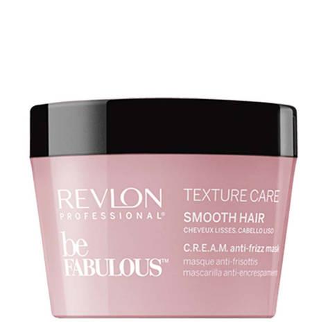 Разглаживающая маска REVLON Be Fabulous Texture Care Smooth Mask 200 мл, фото 2