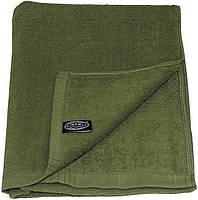 Дорожное полотенце из хлопка 110х50см MFH 16035B