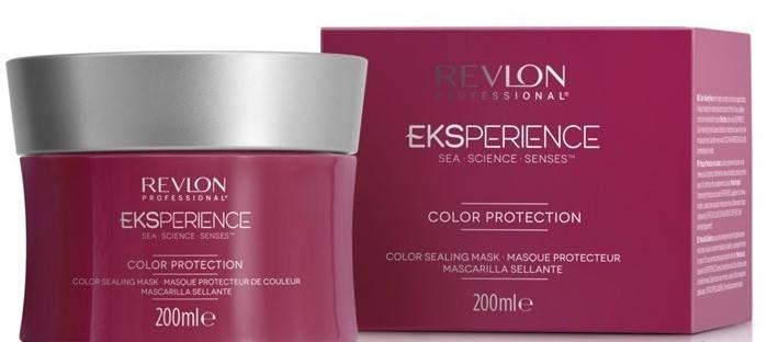 Маска для окрашенных волос REVLON Eksperience Color Protection Color Maintenance Mask 200 мл, фото 2