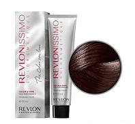 Краска для волос REVLON Revlonissimo Colorsmetique  60 мл №4.11 Коричневый Пепельный Глубокий Блондин