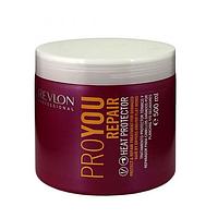 Восстанавливающая маска для поврежденных волос REVLON ProYou Repair Mask 500 мл