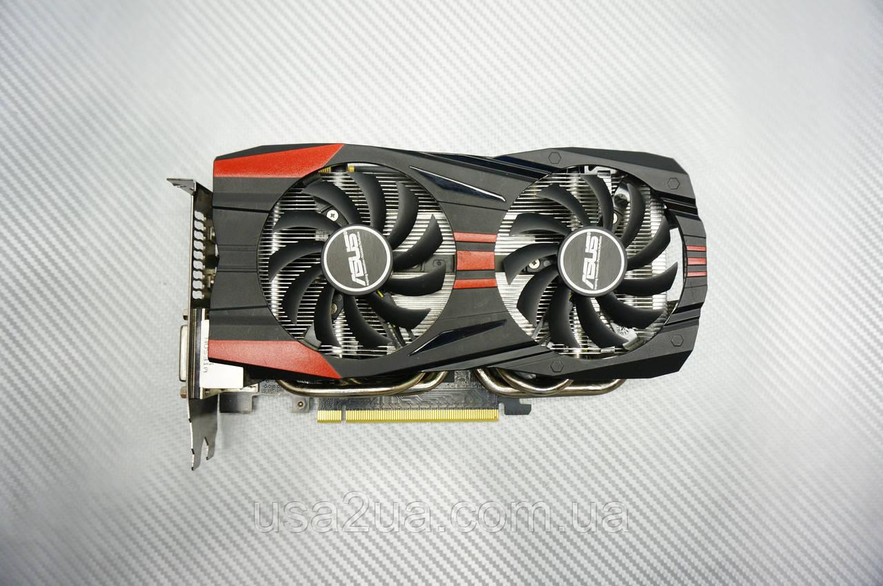 Видеокарта Asus GTX 760 2 GB GDDR5 256-bit Гарантия Кредит