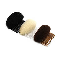 Валик для волос с гребнем (малый)