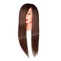 Голова для моделирования 4-519-4А натуральные коричневые