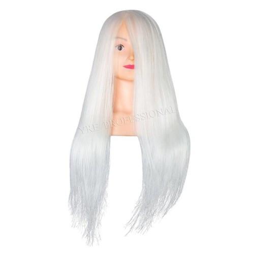 Голова для моделирования 4-PN-RW-G натуральные белые с плечами