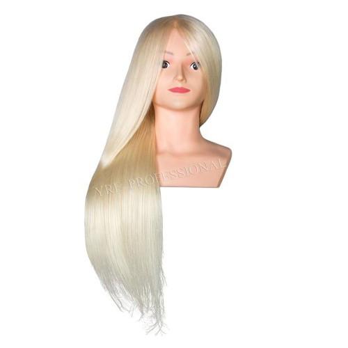 Голова для моделирования 4-PN-WG натуральные белые с плечами