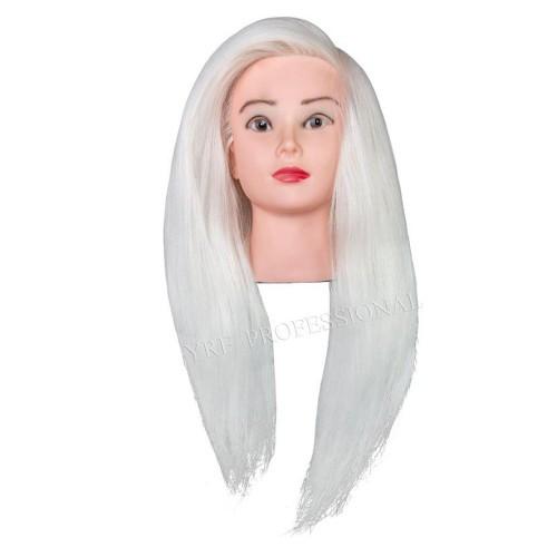 Голова для моделирования 519RW натуральные белые