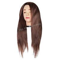 Голова для моделирования искусственные коричневая
