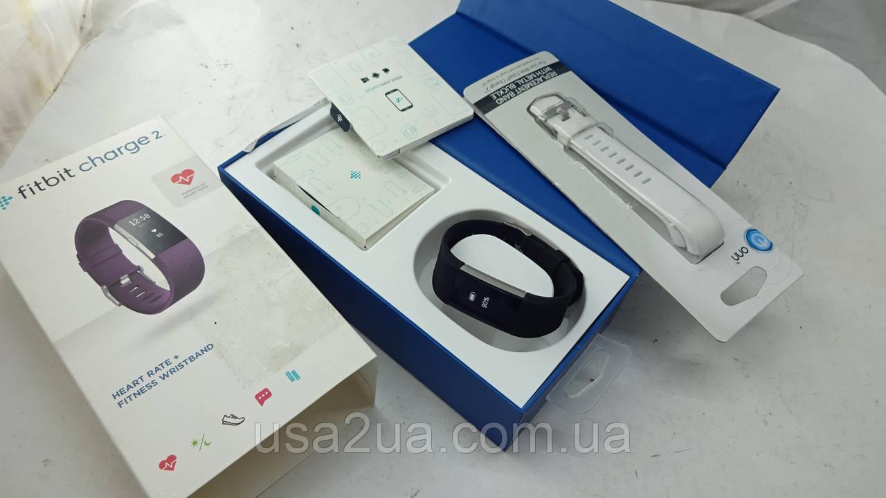 Фитнес-трекер Fitbit Charge 2 Кредит Гарантия Доставка