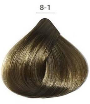 Стойкая крем-краска DUCASTEL Subtil Creme 60мл 8-1 - Пепельный светлый блондин, фото 2